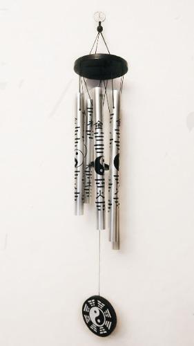 Wind Chime O Campana De Viento - Yin Yang Feng Shui