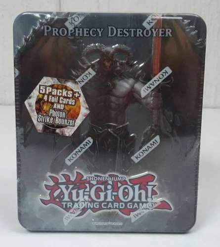 Yu Gi Oh Trading Card Game Prophecy Destroyer - Lata