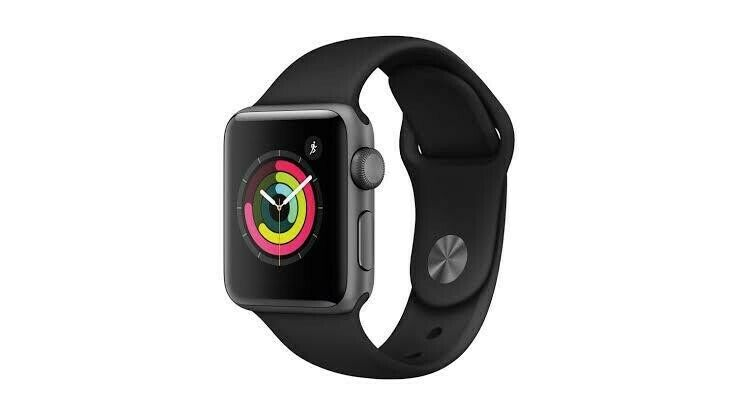 Promocion! Apple Watch Serie 3 42 mm Nuevo y Sellado Gris