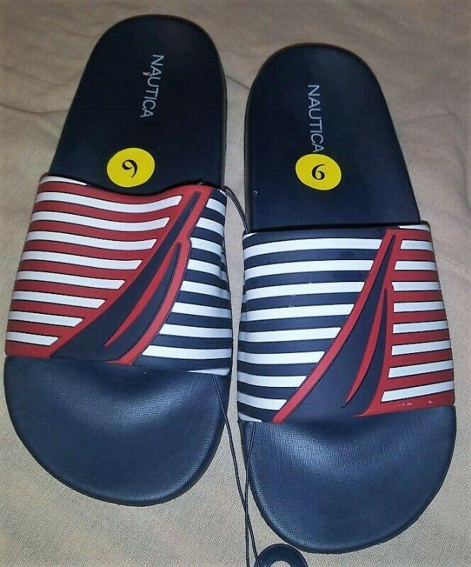 Sandalias Nautica originales