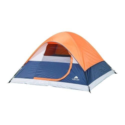 Casa De Campaña Ozark Trail 4 Personas Tienda Para Acampar