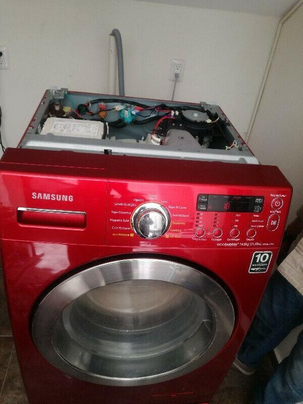 Centro de atención lavadoras LG, Mabe, Whirlpool. Samsumg.