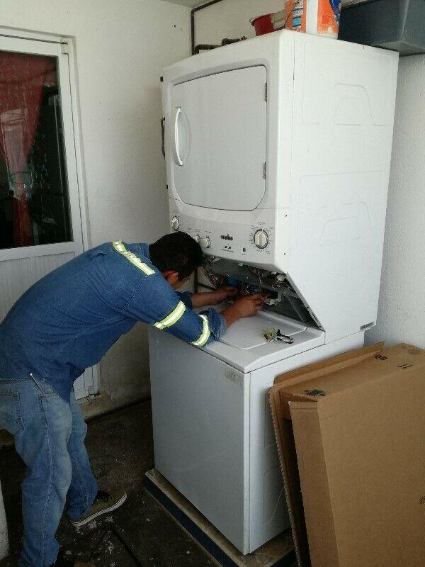 Especialista en reparación de lavadoras automáticas y