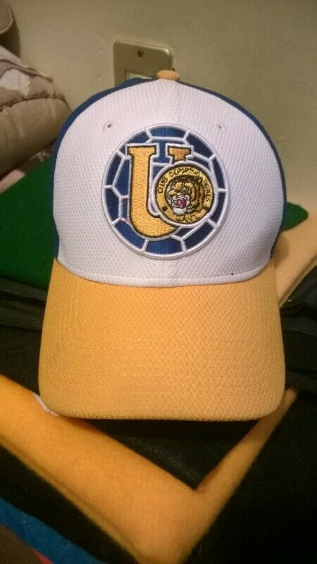 Gorra New Era Tigres. Talla Small-medium 39th