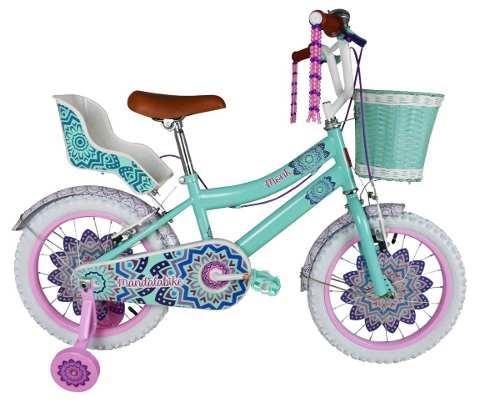 Bicicleta Monk Mandala Bike Rodada 16 1 Vel