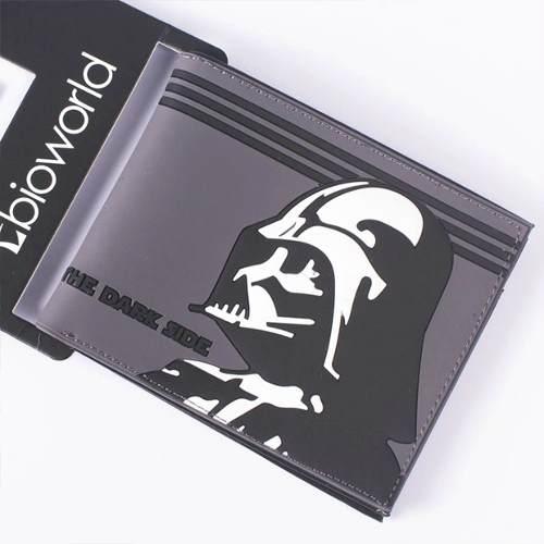 Cartera Gamer Geek Starwars Darth Vader