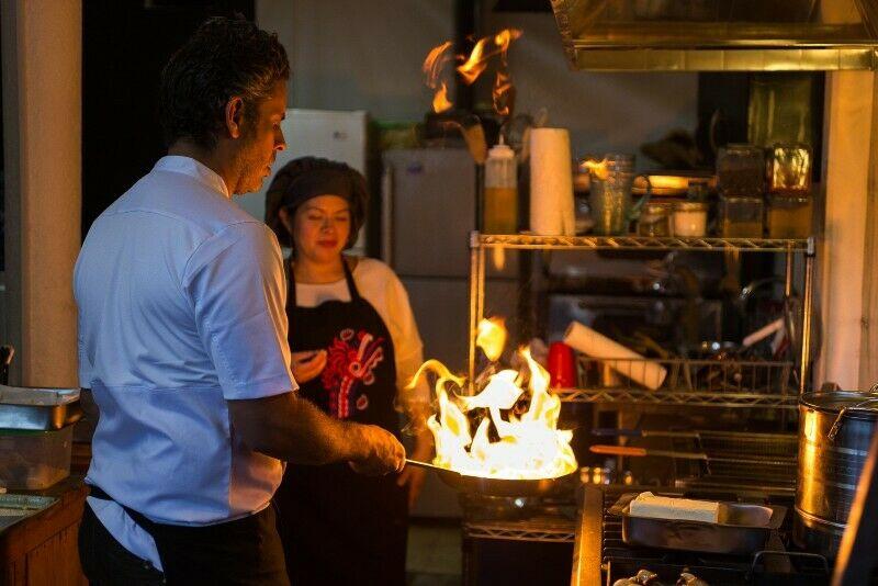 Cursos de cocina internacional