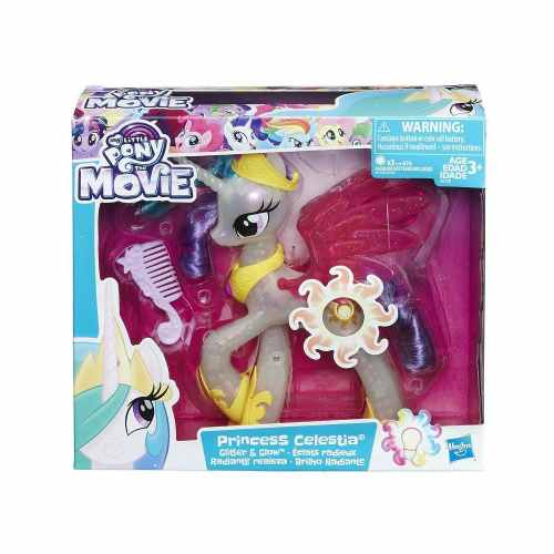 Figura My Little Pony Princesa Celestia Radiante Realeza
