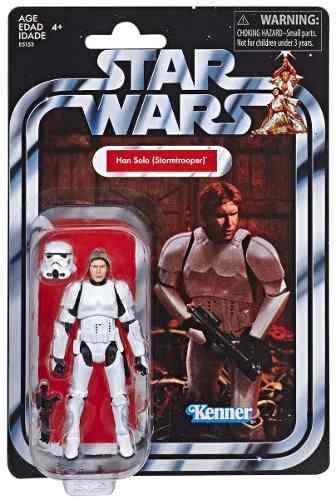 Figura Star Wars Han Solo Stormtrooper The Vintage