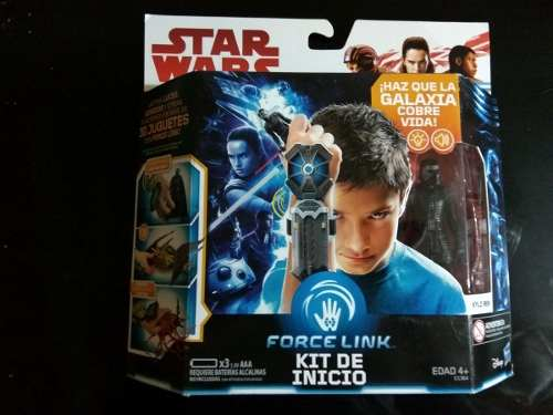 Force Link Starter Set Con Kylo Ren Star Wars The Last Jedi