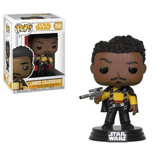 Funko Pop Star Wars: Lando Calrissian - Han Solo