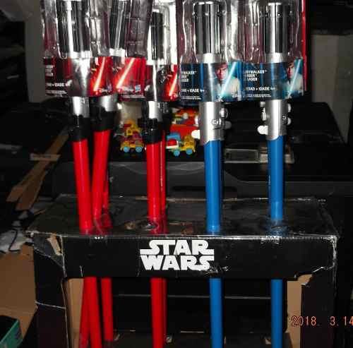 Hasbro Star Wars Sable Laser Luke Skywalker Darth Vader