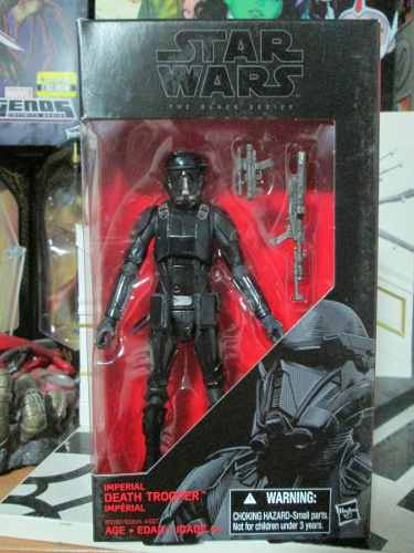 Imperial Death Trooper - Star Wars Black Series 6in