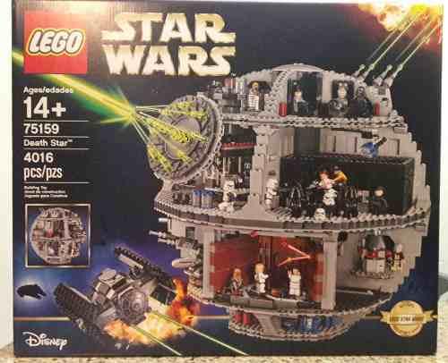 Lego  Death Star Ucs,starwars, Inmediato - Al´s Toys