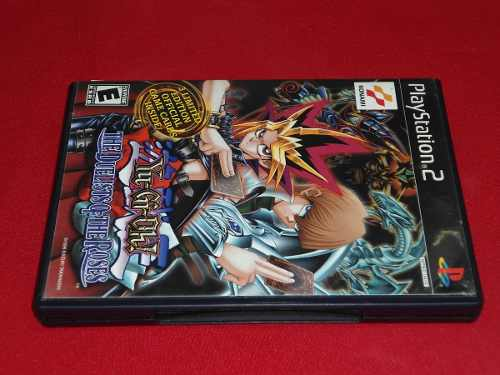 * Longaniza Games * Ps2 Yu Gi Oh The Duelist Of The Roses