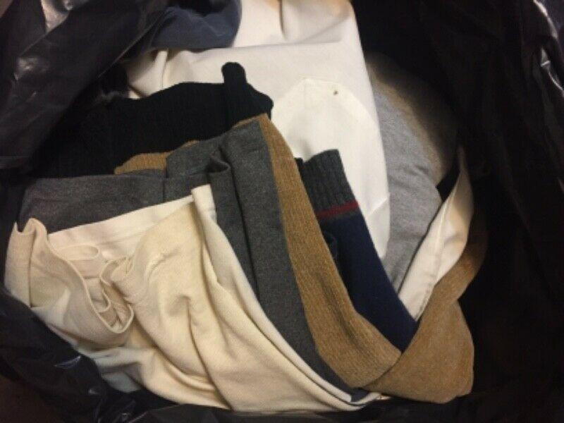 Lote de ropa para hombre