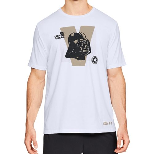 Playera Star Wars Darth Vader Hombre Under Armour Ua