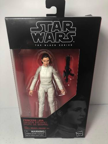 Princess Leia Organa (bespin Escape) Star Wars Black Series