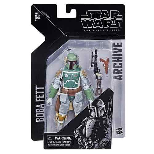 Star Wars Black Series Archive Figura Boba Fett Hasbro