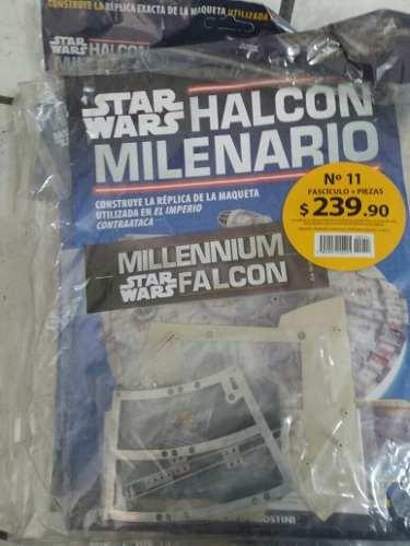 Star Wars Halcon Milenario Planeta Deagostini