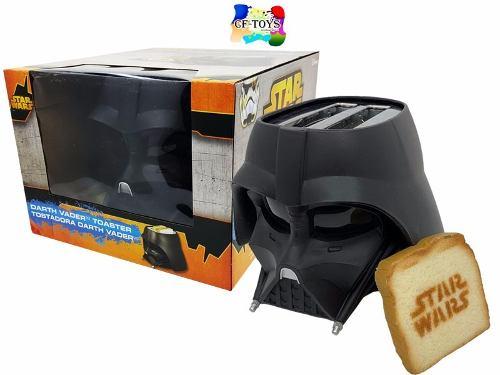 Star Wars Tostador Casco Darth Vader Pelicula Star Wars Cf