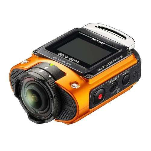 Videocámara Wi-fi 4k Ultra Hd Ricoh Wg-m2 Sumergible