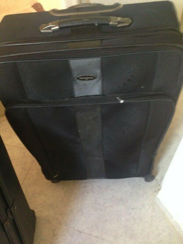 maletas grandes de viaje SAMSONITE