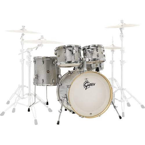 Bateria Gretsch S/stands Catalina Mapl 5 Pz Shell Pack