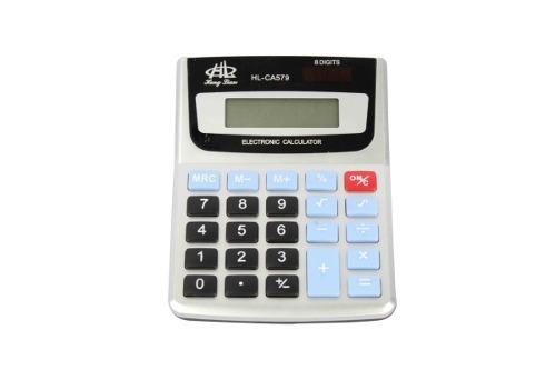 Calculadora De Escritorio 8 Dígitos Escolar Mini