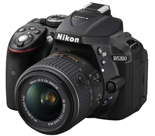 Camara Nikon D Mp Kit mm F/g Vr Ii Gps