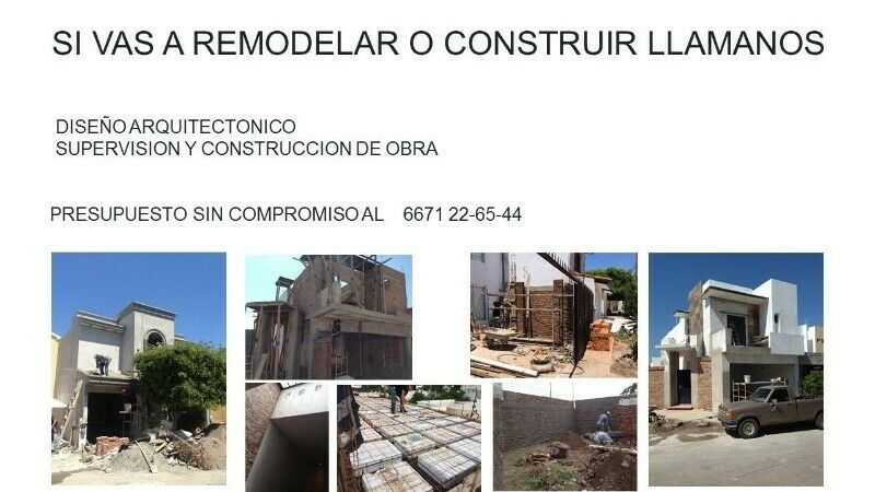 DISEÑO Y CONSTRUCCION