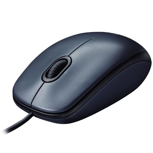 Mouse Logitech M90 Alambrico Usb Negro