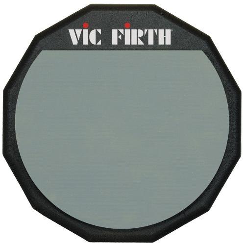 Practicador Vic Firth Para Bateristas Pad-12