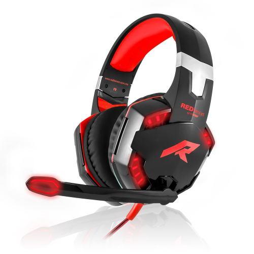 Redlemon Audífonos Gamer G Sonido Hd 360° Micrófono
