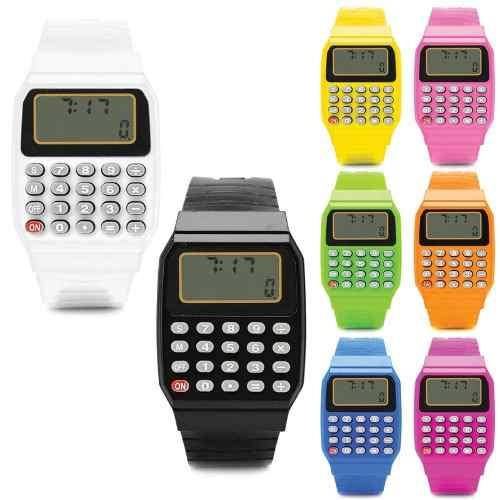Reloj Tipo Casio Años 80s Retro Unisex + Envío Gratis