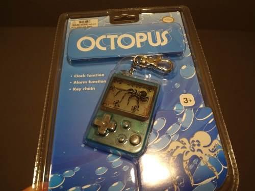 Nintendo Mini Classics Octopus Game & Watch.