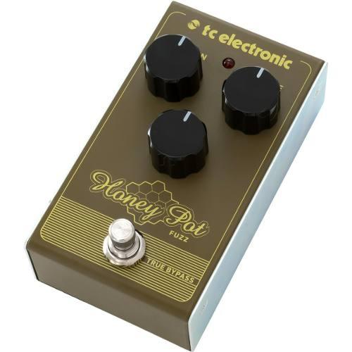 Pedal De Distorsión/fuzz Tc Electronic Honey Pot +