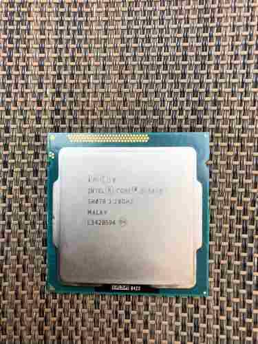 Procesador Intel Core I5 3a Generación Socket  Sin