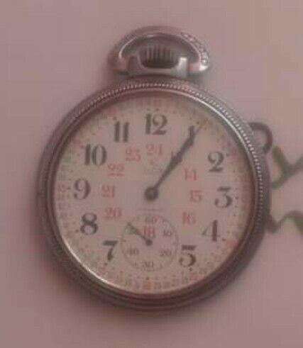 Reloj Ferrocarrilero