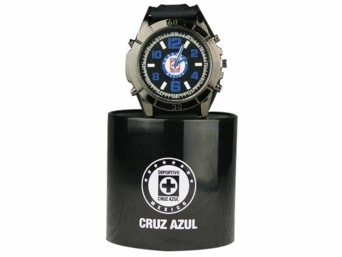 Reloj Oficial Club Deportivo Cruz Azul