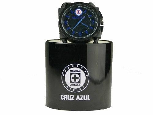 Reloj Oficial Club Deportivo Cruz Azul  Envío Gratis