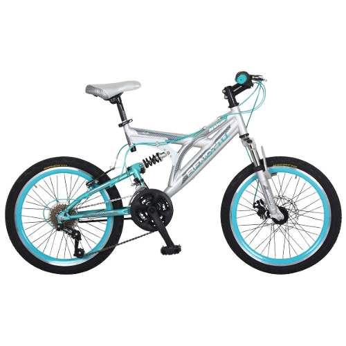 Bicicleta Benotto Montaña Rush Rv Freno Disc Del