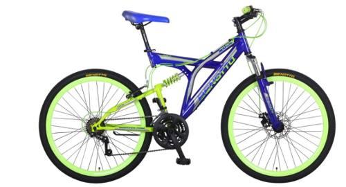 Bicicleta Benotto Montaña Rush Rv Talla:un