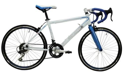 Bicicleta Benotto Ruta Dos40 Rv Aluminio Blanco/azul