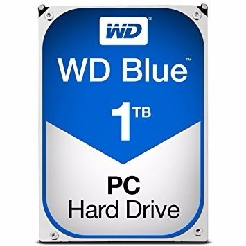 Disco Duro Hdd Wd Blue 1tb / Sata 6gb rpm 3.5