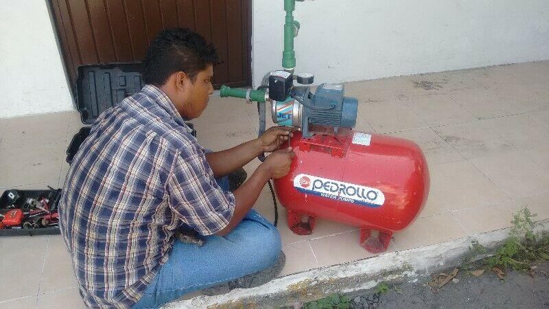 Especialistas en hidroneumaticos de alta y baja presión.
