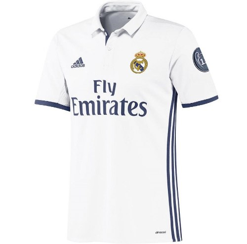 Jersey Playera adidas Real Madrid De Niño Champions League