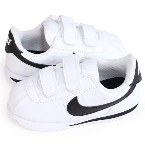 Tenis Nike Cortez Niño Bebé Clasico Retro Piel Genuina