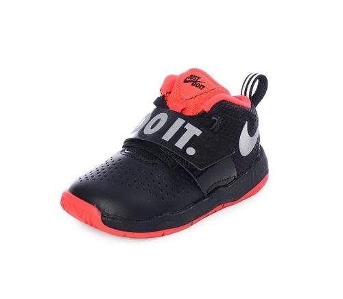 Tenis Nike Niños Team Hustle D8 Just Do It Basketball Bebe