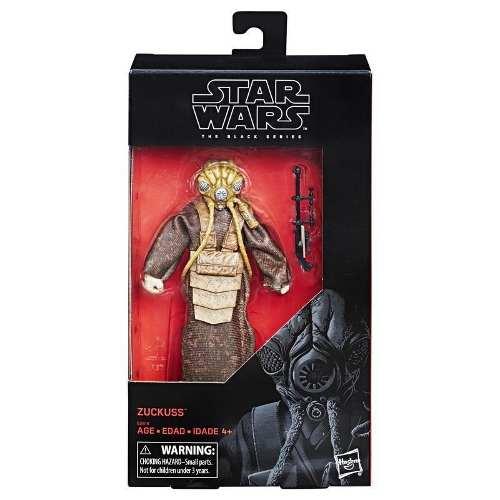 Star Wars E Figura De Acción Star Wars The Black Series